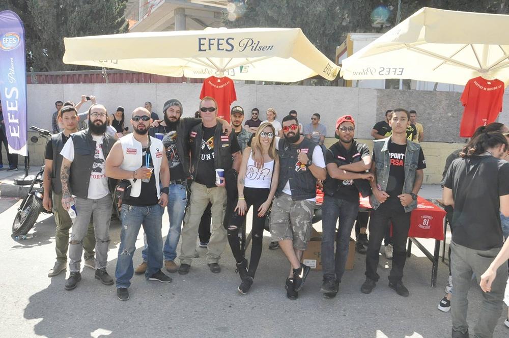 Motor festivali karnavalı aratmadı 10