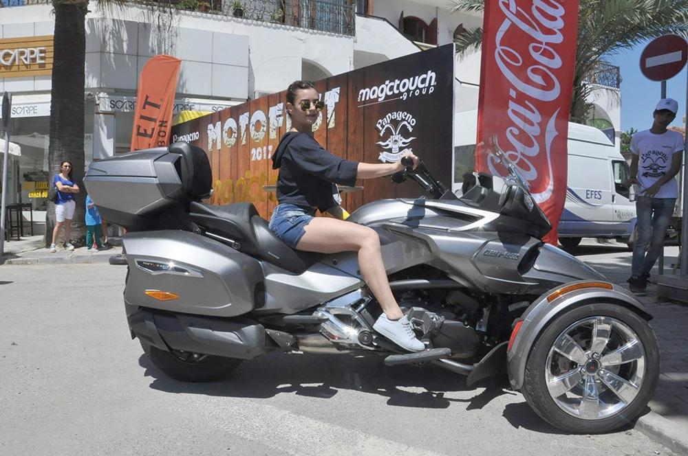 Motor festivali karnavalı aratmadı 4