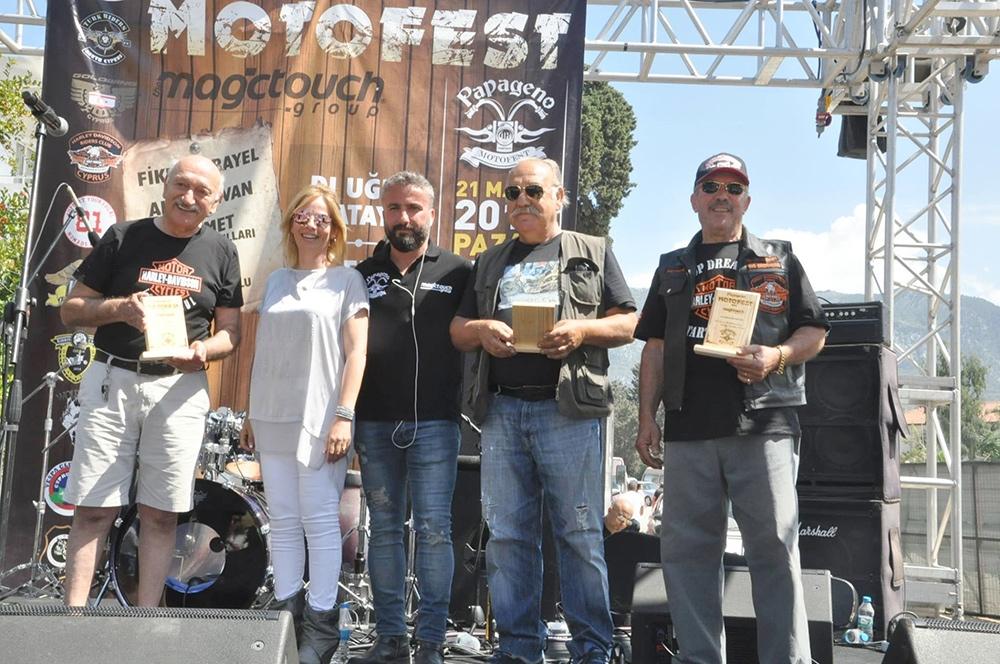 Motor festivali karnavalı aratmadı 6