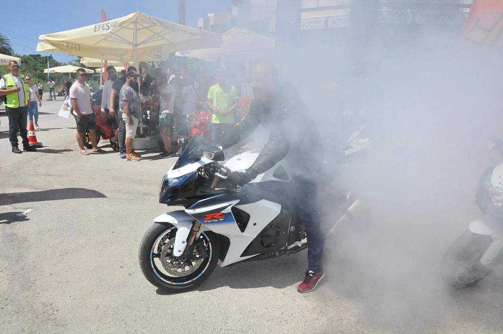 Motor festivali karnavalı aratmadı 8