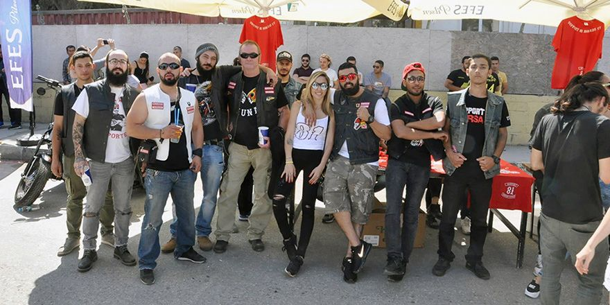 Motor festivali karnavalı aratmadı