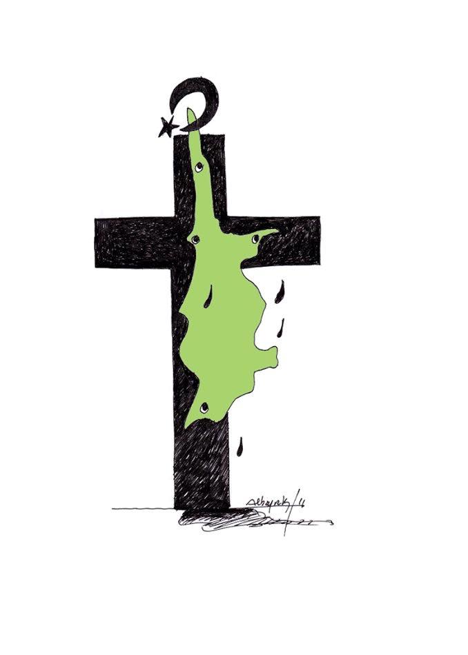Karikatürcülerin Çizgileri İle Kıbrıs Sorunu 11
