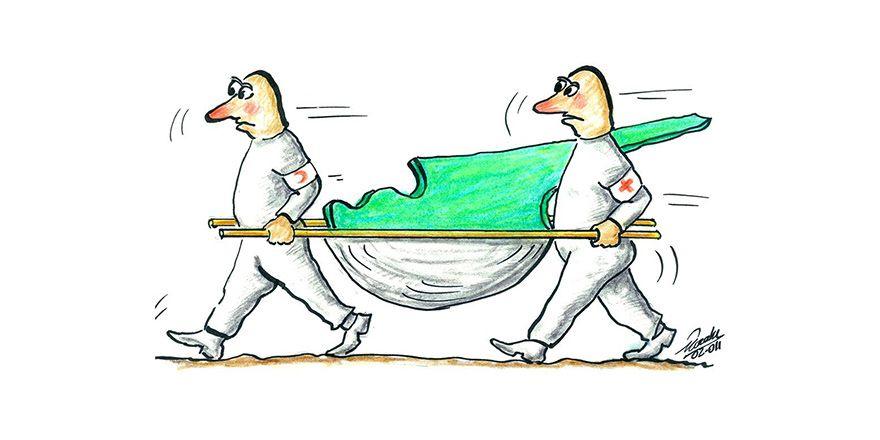 Karikatürcülerin Çizgileri İle Kıbrıs Sorunu