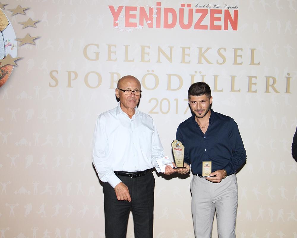 Sporun başarılıları ödüllerini aldı 9