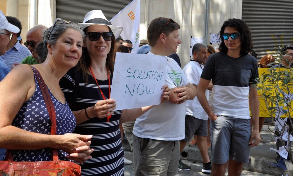 Kıbrıs'ın ortak geleceği için el ele 10