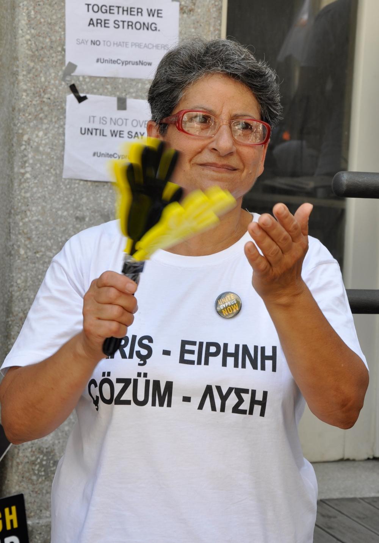 Kıbrıs'ın ortak geleceği için el ele 16
