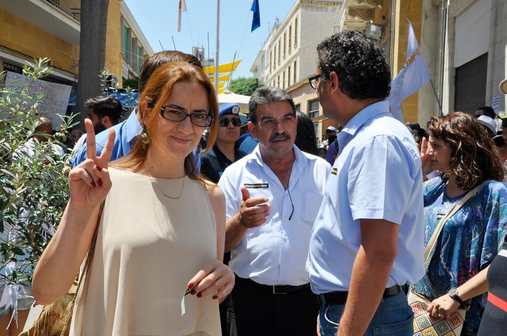Kıbrıs'ın ortak geleceği için el ele 18