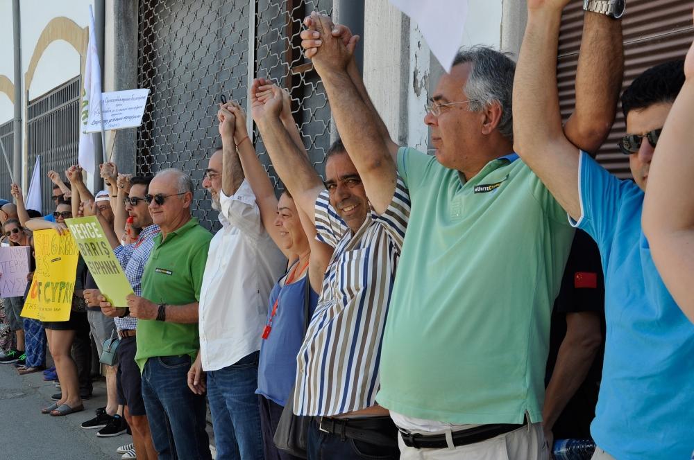 Kıbrıs'ın ortak geleceği için el ele 20