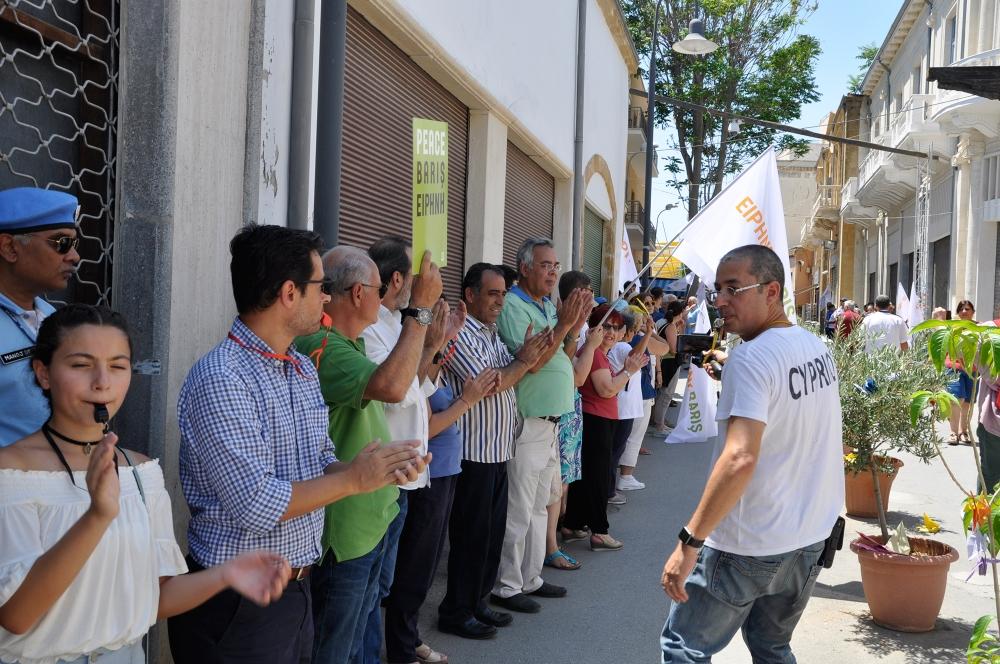 Kıbrıs'ın ortak geleceği için el ele 26