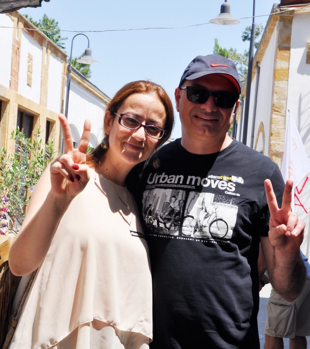 Kıbrıs'ın ortak geleceği için el ele 30