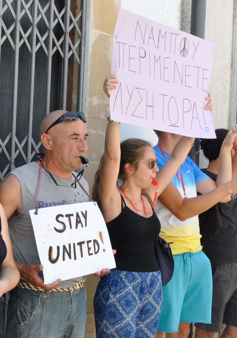 Kıbrıs'ın ortak geleceği için el ele 31