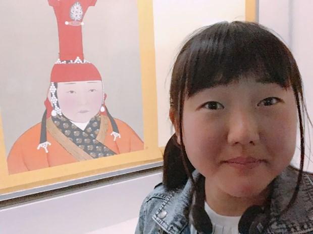 İkiziniz bir sanat müzesinde olabilir 13