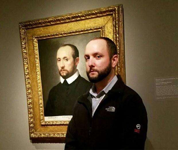 İkiziniz bir sanat müzesinde olabilir 2