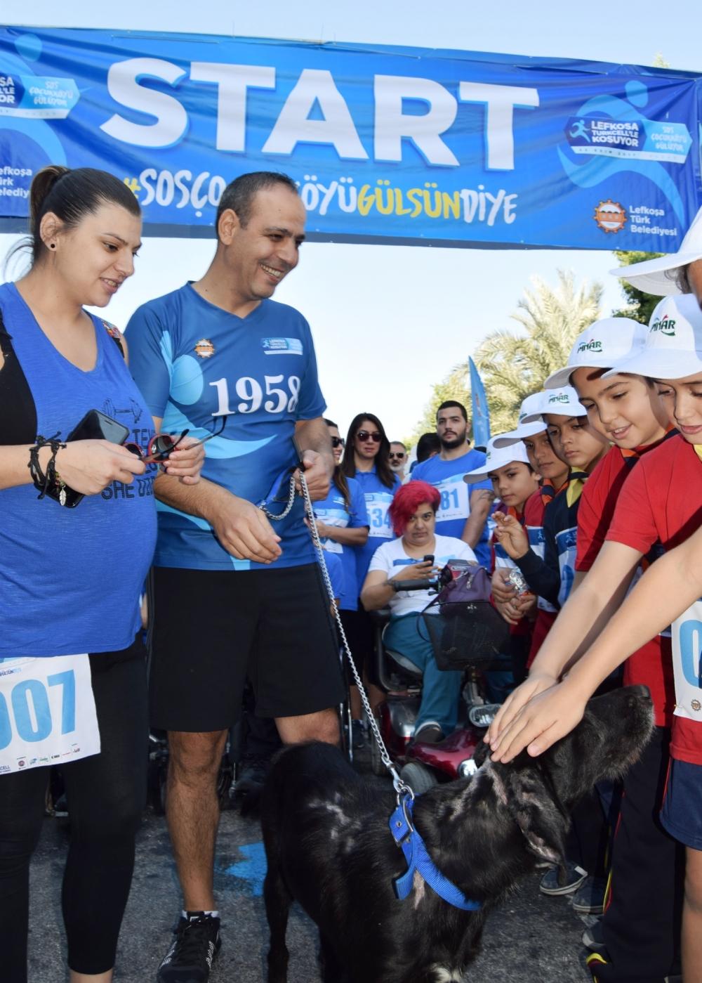 Lefkoşa Turkcell ile Koşuyor Maratonuı 20