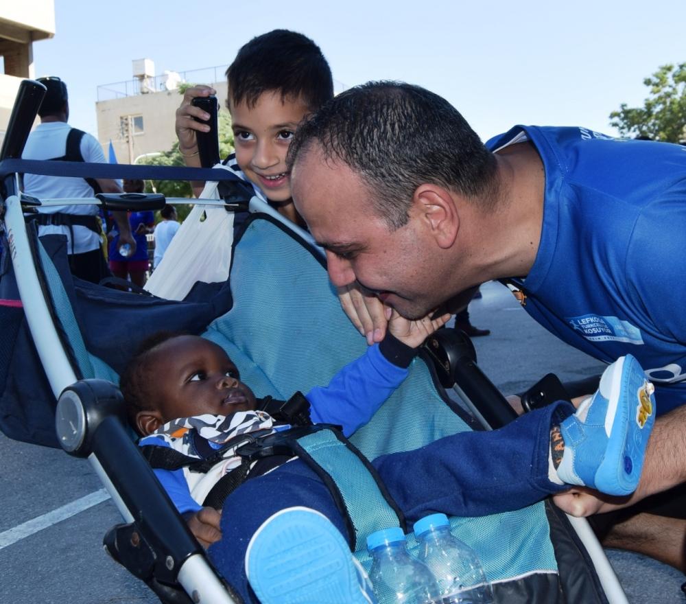 Lefkoşa Turkcell ile Koşuyor Maratonuı 22