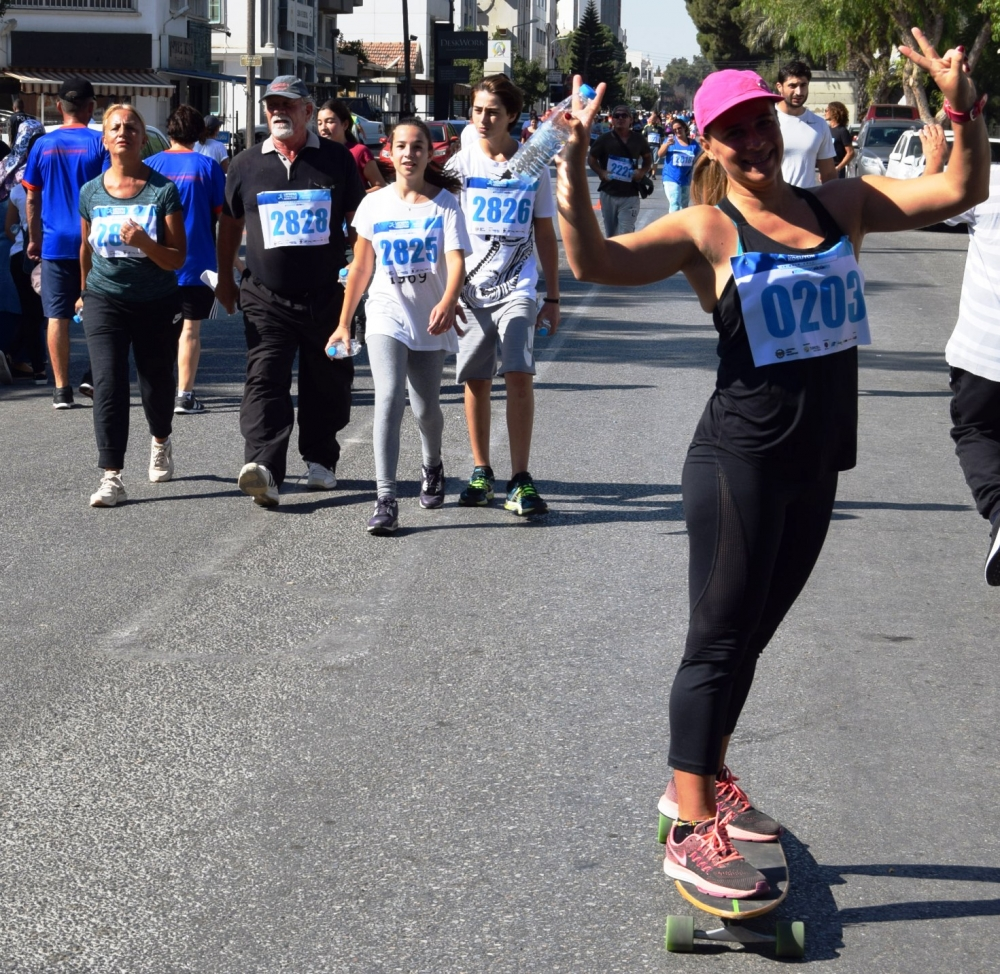 Lefkoşa Turkcell ile Koşuyor Maratonuı 23