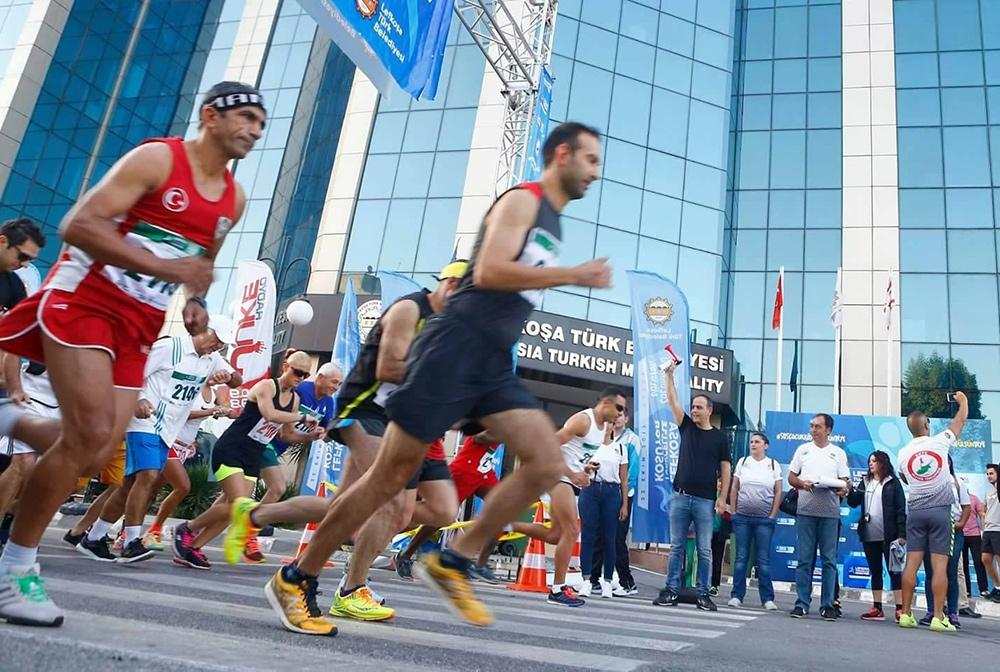 Lefkoşa Turkcell ile Koşuyor Maratonuı 3