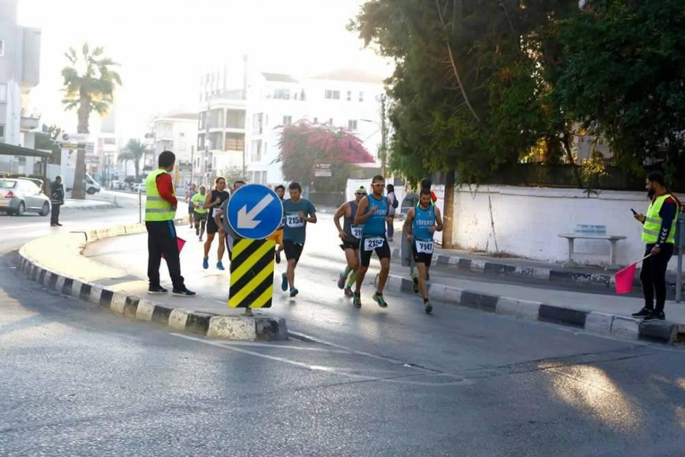 Lefkoşa Turkcell ile Koşuyor Maratonuı 4