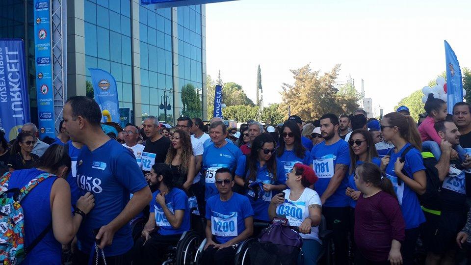 Lefkoşa Turkcell ile Koşuyor Maratonuı 7