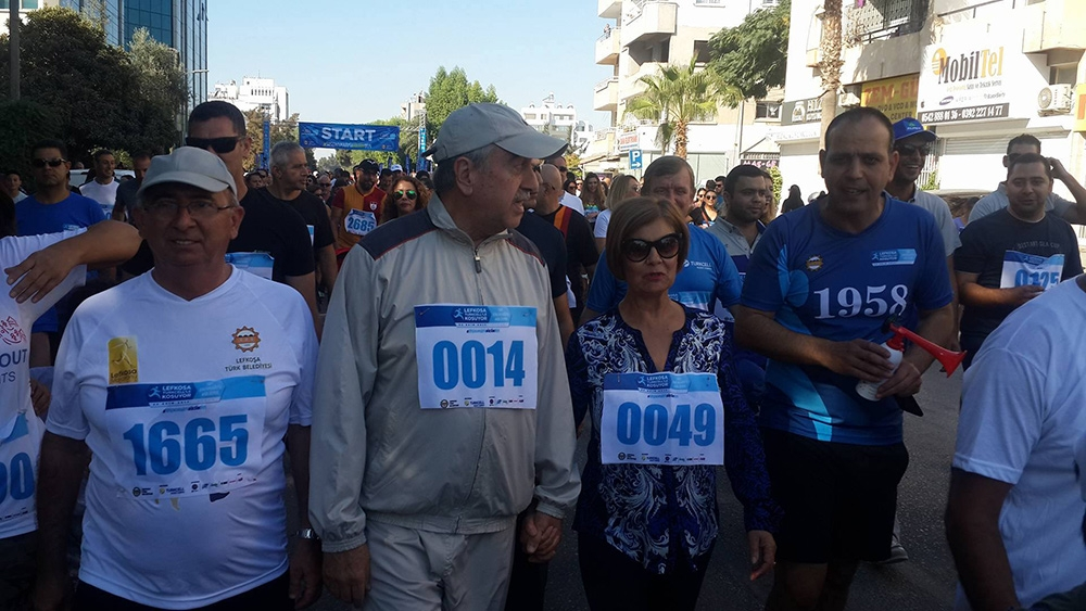 Lefkoşa Turkcell ile Koşuyor Maratonuı 9