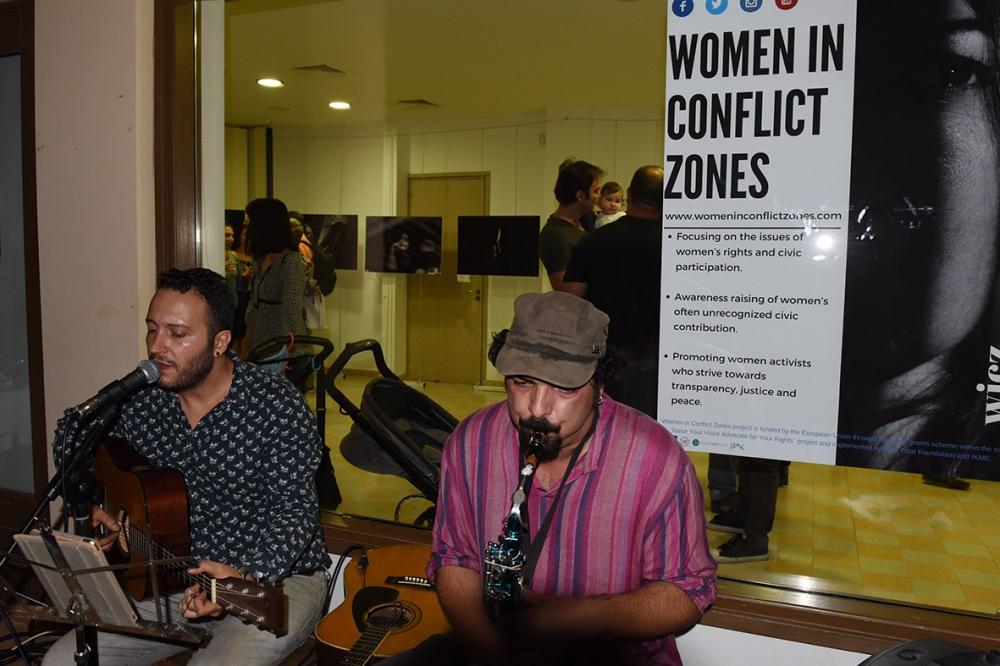 'Çatışma Bölgelerinde Kadınlar' 10