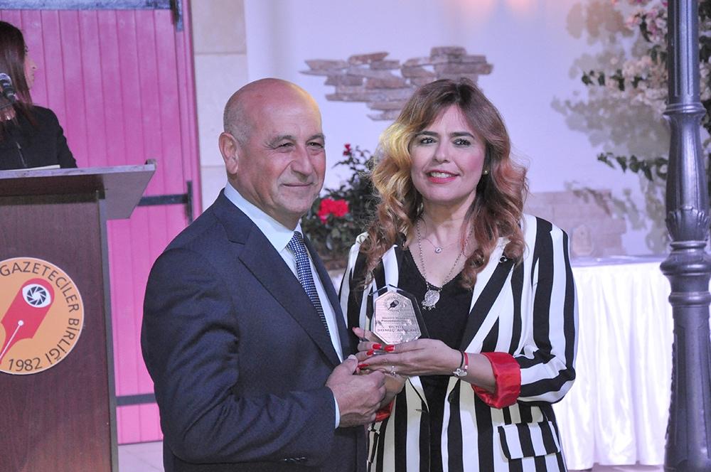 Basın Teşvik Ödülleri verildi 11