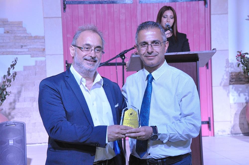 Basın Teşvik Ödülleri verildi 13