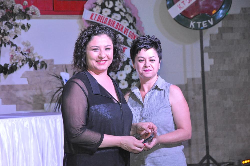 Basın Teşvik Ödülleri verildi 14