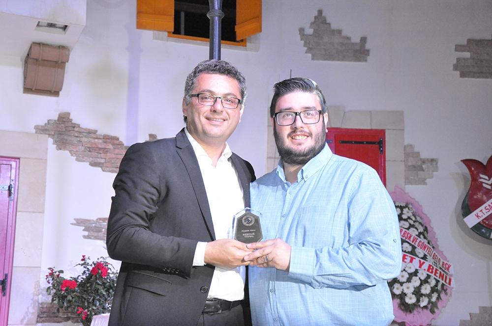 Basın Teşvik Ödülleri verildi 3