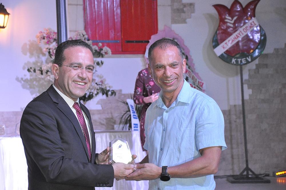 Basın Teşvik Ödülleri verildi 5