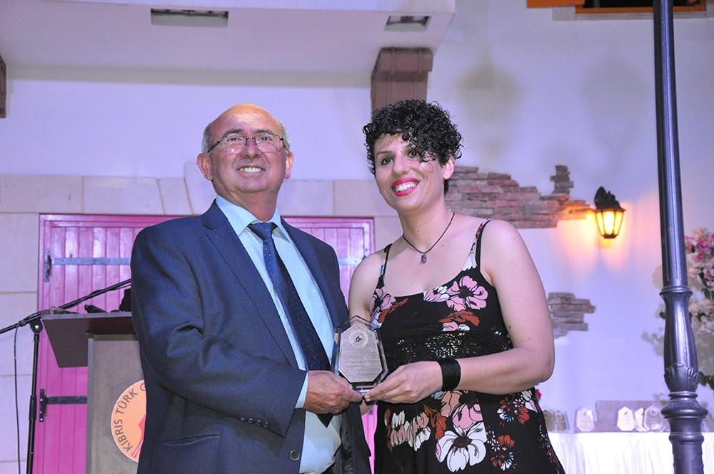 Basın Teşvik Ödülleri verildi 7