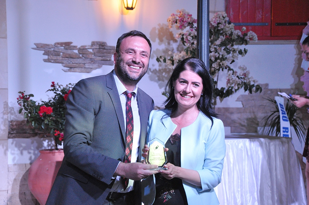 Basın Teşvik Ödülleri verildi 9