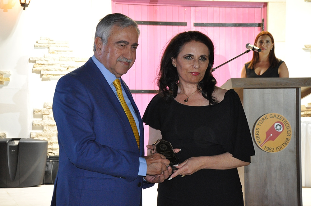 Meslek Onur Ödülleri verildi 5