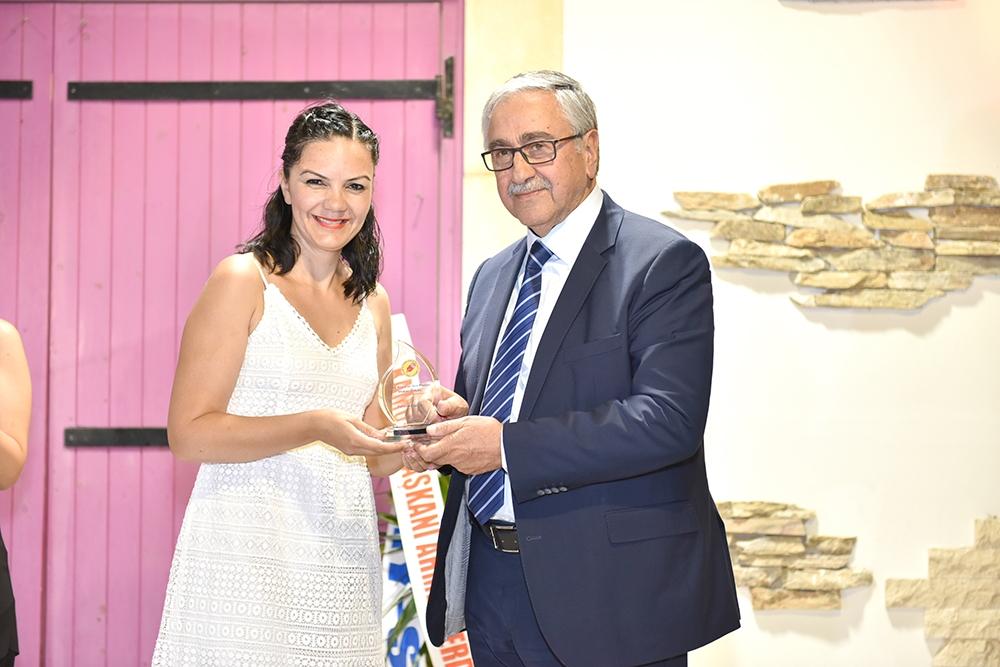 Kıbrıs Türk basınının gurur gecesi 1