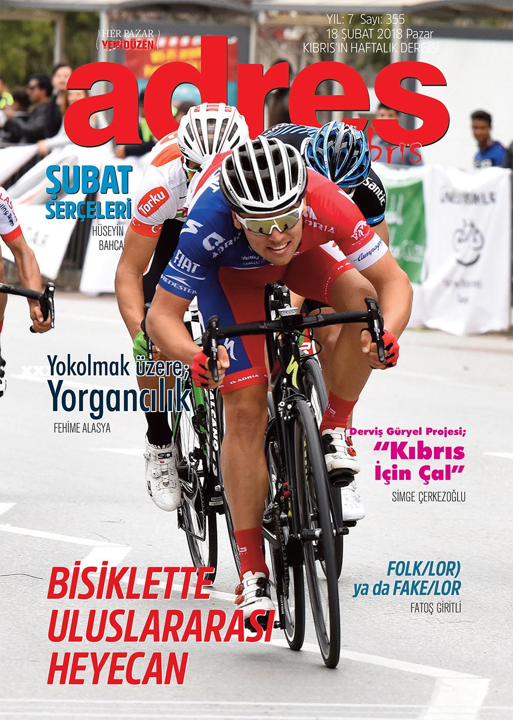 Adres Kıbrıs 355 Sayısı