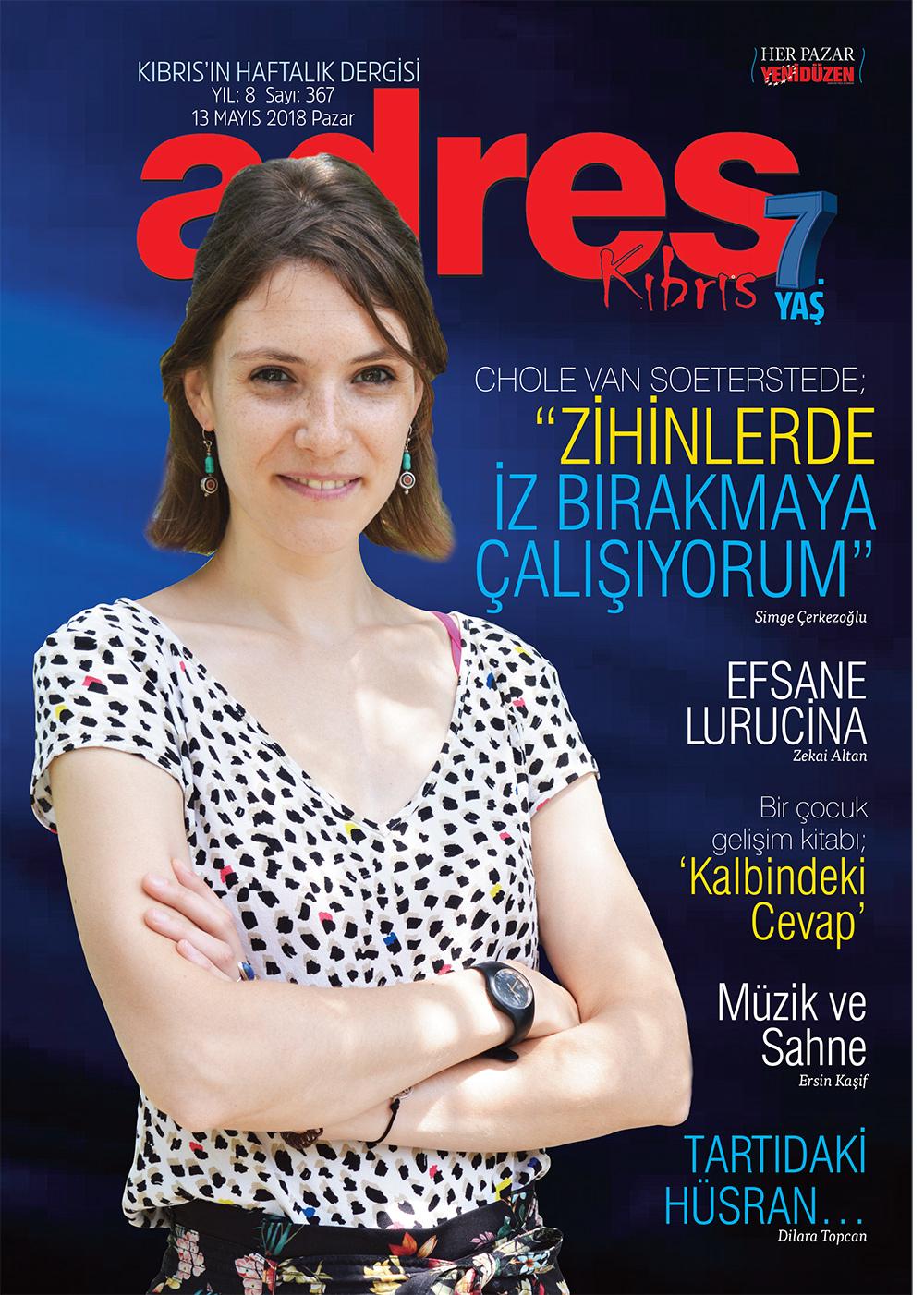 Adres Kıbrıs 367 Sayısı