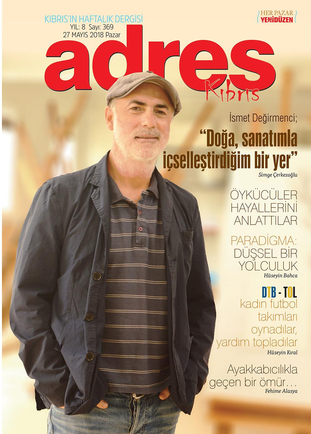 Adres Kıbrıs 369 Sayısı