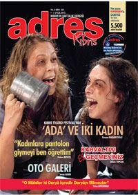 Adres Kıbrıs 122. Sayısı