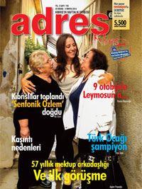 Adres Kıbrıs 155. Sayısı