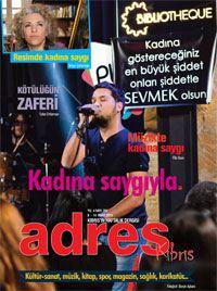 Adres Kıbrıs 201. Sayısı