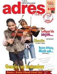 Adres Kıbrıs 96. Sayısı