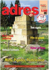 Adres Kıbrıs 97. Sayısı