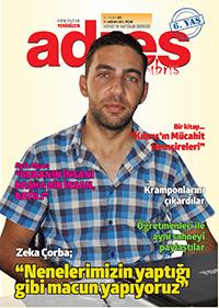 Adres Kıbrıs 319 Sayısı