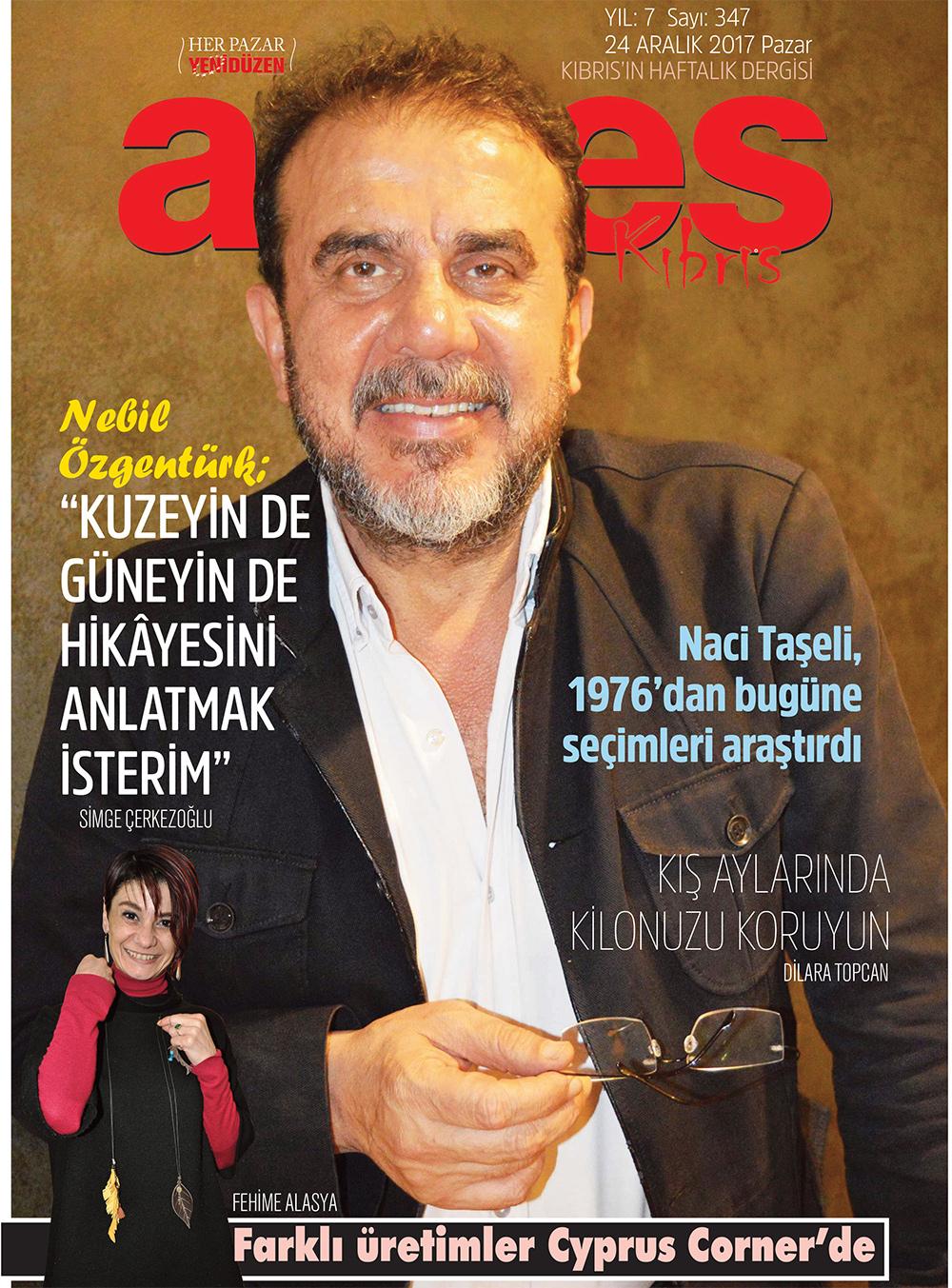 Adres Kıbrıs 347 Sayısı