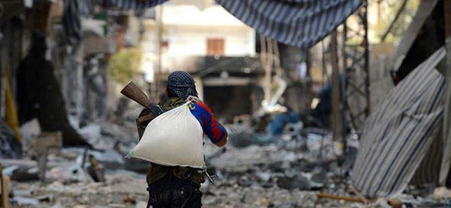 Suriyede insani yardımlar ulaşamıyor