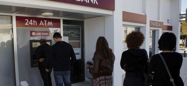 Kıbrıs ve Laiki Bankası ceoları görevden alındı