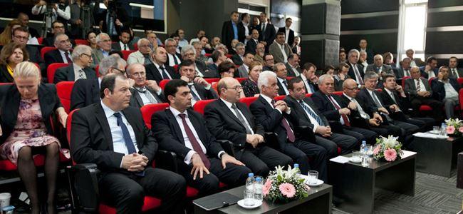 Ticaret Odası Genel Kurulda