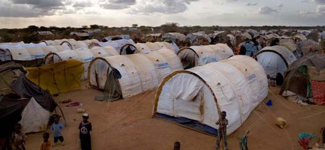 Mülteci Kampına Bombalı Saldırı