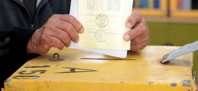 Yerel seçimlere adaylık başvurusu BUGÜN