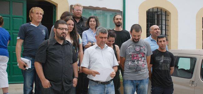 """YKP de Lefkoşa'ya """"aday"""""""